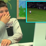 """Famous """"Kids React"""" Youtube Channel Reacts to Studio C's Hilarious Top Soccer Shootout With Scott Sterling"""