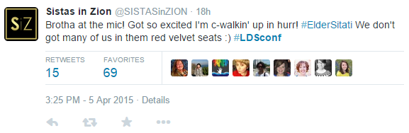 The funniest tweets and memes from LDS General Conference 2015 (10)