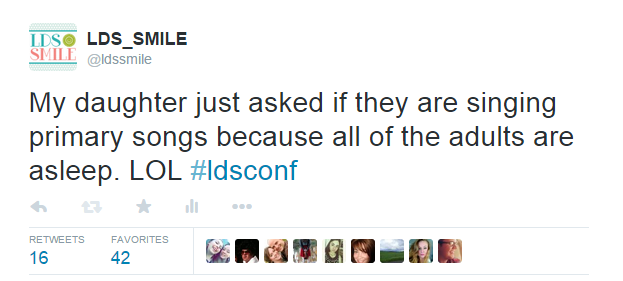 The funniest tweets and memes from LDS General Conference 2015 (6)